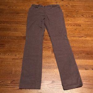 Missoni Lavender corduroy jeans